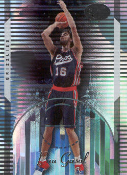 2006-07 Bowman Elevation #33 Pau Gasol