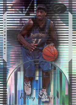 2006-07 Bowman Elevation #35 Ricky Davis