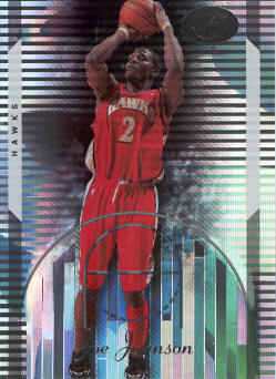 2006-07 Bowman Elevation #36 Joe Johnson