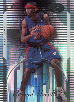 2006-07 Bowman Elevation #38 Richard Hamilton