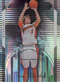 2006-07 Bowman Elevation #39 Troy Murphy