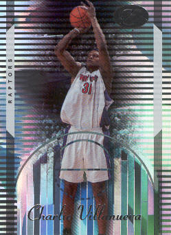 2006-07 Bowman Elevation #40 Charlie Villanueva