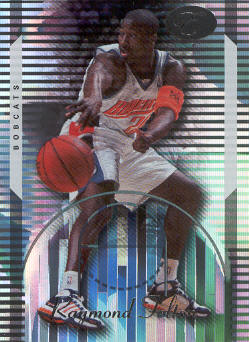 2006-07 Bowman Elevation #48 Raymond Felton