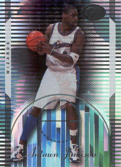 2006-07 Bowman Elevation #49 Antawn Jamison