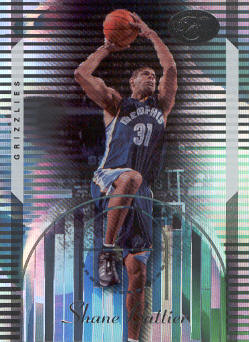2006-07 Bowman Elevation #52 Shane Battier