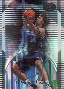 2006-07 Bowman Elevation #55 Mehmet Okur