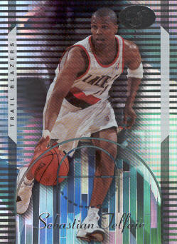 2006-07 Bowman Elevation #59 Sebastian Telfair