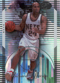 2006-07 Bowman Elevation #60 Richard Jefferson