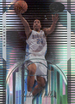 2006-07 Bowman Elevation #61 Andre Miller