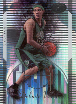 2006-07 Bowman Elevation #62 Delonte West