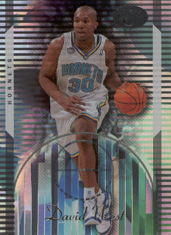 2006-07 Bowman Elevation #72 David West