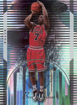 2006-07 Bowman Elevation #74 Ben Gordon