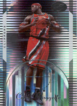 2006-07 Bowman Elevation #75 Corey Maggette