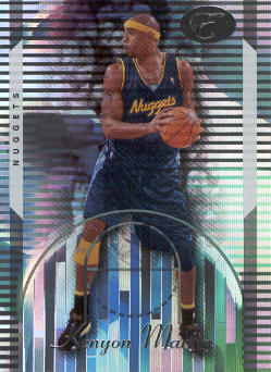 2006-07 Bowman Elevation #81 Kenyon Martin