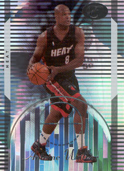 2006-07 Bowman Elevation #83 Antoine Walker