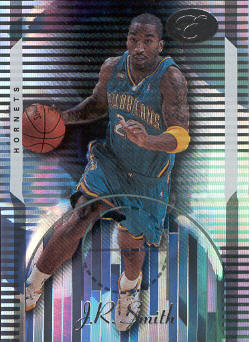 2006-07 Bowman Elevation #84 J.R. Smith