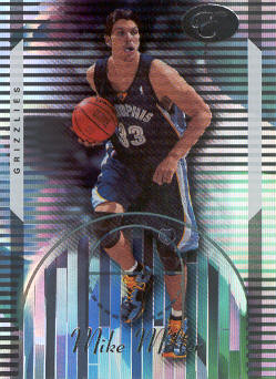 2006-07 Bowman Elevation #85 Mike Miller