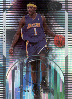 2006-07 Bowman Elevation #87 Smush Parker
