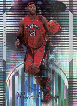 2006-07 Bowman Elevation #89 Morris Peterson