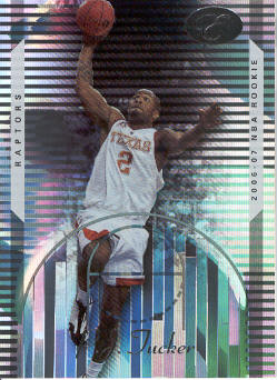2006-07 Bowman Elevation #122 P.J. Tucker RC