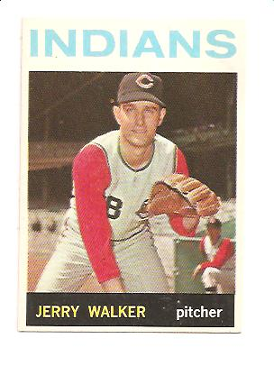 1964 Topps #77 Jerry Walker