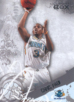 2006-07 Topps Luxury Box #31 Chris Paul