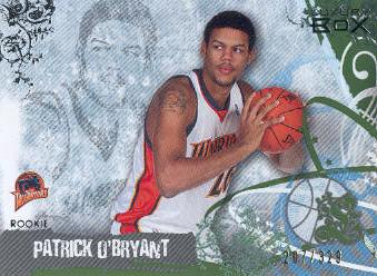 2006-07 Topps Luxury Box Green #73 Patrick O'Bryant