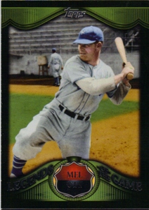 2009 Topps Legends of the Game #LG12 Mel Ott