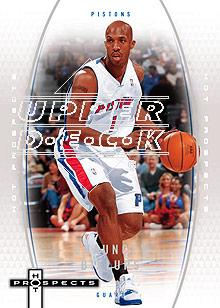 2006-07 Fleer Hot Prospects #15 Chauncey Billups