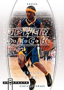2006-07 Fleer Hot Prospects #21 Jermaine O'Neal
