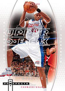 2006-07 Fleer Hot Prospects #23 Corey Maggette