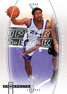 2006-07 Fleer Hot Prospects #49 Ron Artest