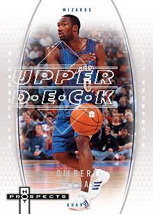 2006-07 Fleer Hot Prospects #59 Gilbert Arenas