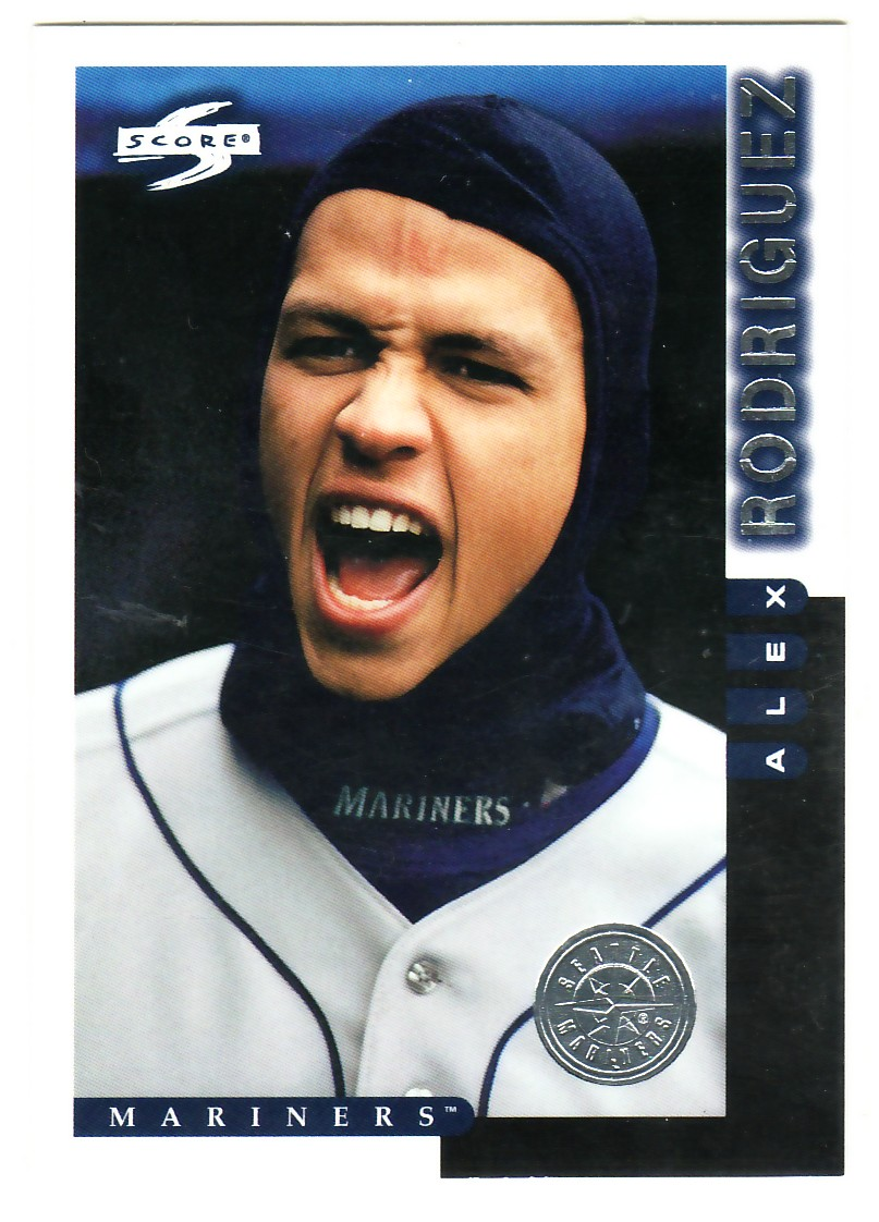 1998 Mariners Score #2 Alex Rodriguez