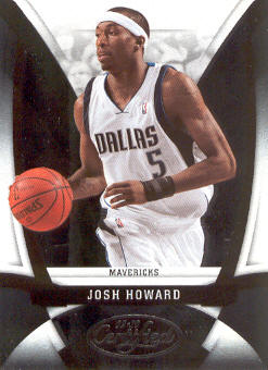 2009-10 Certified #5 Josh Howard