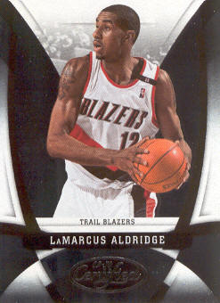 2009-10 Certified #40 LaMarcus Aldridge