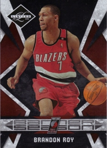 2009-10 Limited Banner Season #2 Brandon Roy