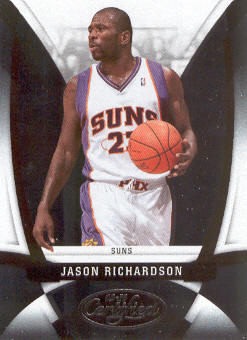 2009-10 Certified #71 Jason Richardson