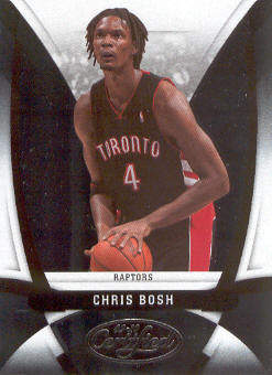 2009-10 Certified #98 Chris Bosh