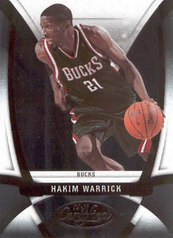 2009-10 Certified #122 Hakim Warrick