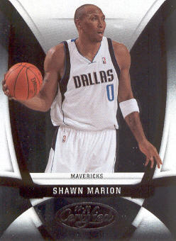 2009-10 Certified #6 Shawn Marion