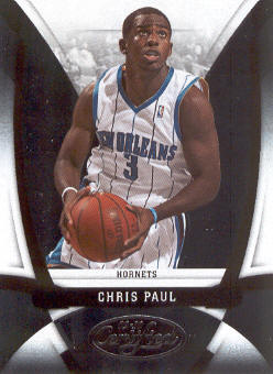 2009-10 Certified #17 Chris Paul