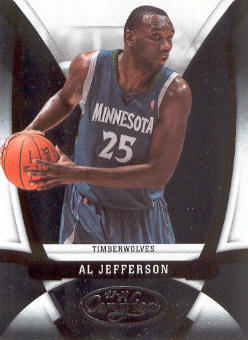 2009-10 Certified #33 Al Jefferson