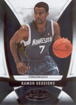 2009-10 Certified #35 Ramon Sessions