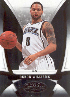 2009-10 Certified #48 Deron Williams