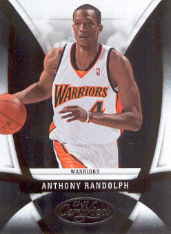 2009-10 Certified #52 Anthony Randolph