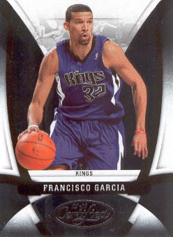 2009-10 Certified #75 Francisco Garcia