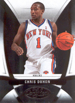 2009-10 Certified #88 Chris Duhon