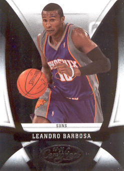 2009-10 Certified #72 Leandro Barbosa