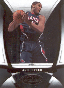 2009-10 Certified #125 Al Horford